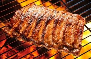 Las Mejores carnes a la brasa para 2 en La Manga