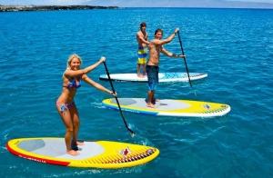 Paddel Surf: Iniciación, travesía, snorkel y rep. de fotos.
