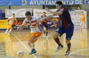 FS: P.Romero Cartagena vs El Pozo Murcia