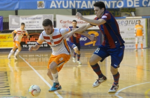FS: P.Romero Cartagena vs FC Barcelona