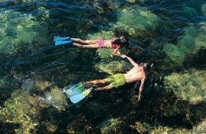 Snorkel en embarcación en Cabo de Palos