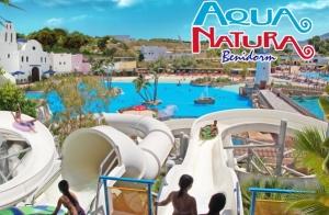 Entrada 1 día: Aqua Natura Benidorm