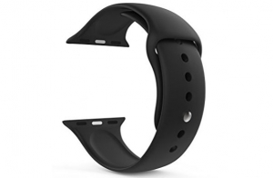 Correa Apple Watch Negra 42mm