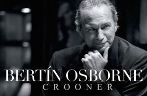 Bertín Osborne presenta Crooner en Murcia