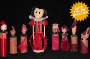 Teatro infantil títeres: Festival Grimm