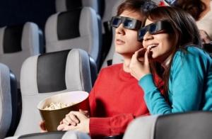 Cine en Thader por sólo 4,90€, incluye 3D