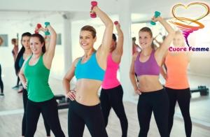 1 mes de gimnasio, clases y más para mujeres