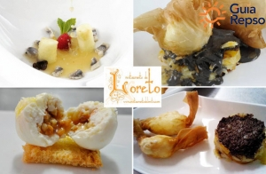 Menú Sol Repsol en Restaurante de Loreto