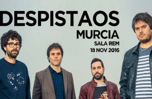 Despistaos el 18 de noviembre en Murcia