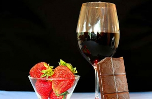 Taller MG: Maridando vino y chocolate