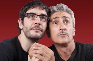 Dto.: 'Dos', David Fernández y Juanra Bonet