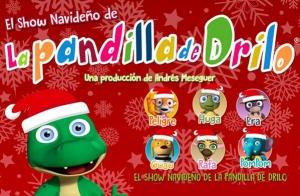 Show navideño de la Pandilla de Drilo