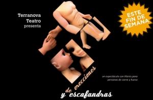 Títeres adultos: 'De erecciones y escafandras'