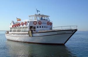 Paseo en barco para 2, Mar Menor