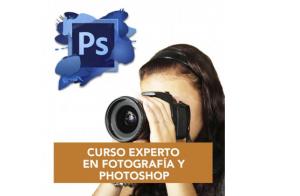 Curso experto en Fotografia y Photoshop