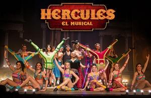 Descuento: Hércules, el Musical