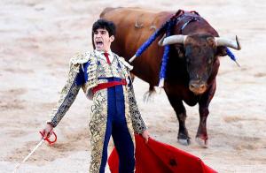 Toros: El Fandi, Manzanares y López Simón