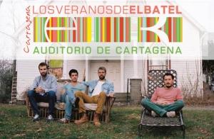 Manel en concierto en Cartagena