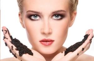 Facial express con mascarilla de Caviar
