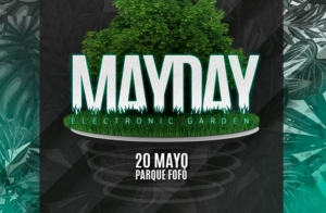 Festival Mayday Electronic Garden (20 mayo)