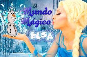 Teatro El Algar: El reino mágico de Elsa
