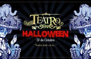 Halloween: Black Carnival en Teatro Bar