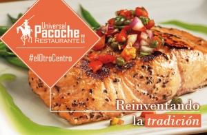 Restaurante Pacoche: menú 70 aniversario