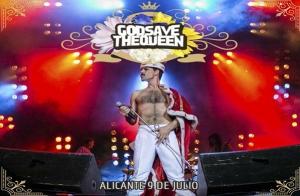 El mejor Tributo a Queen, en Alicante