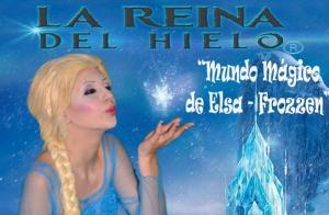 La Reina del Hielo, el Pekemusical, en Blanca