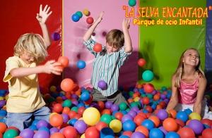 Entrada parque infantil ilimitada con merienda