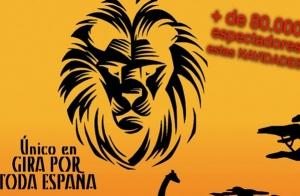 El Rey de la Sabana, en Alicante