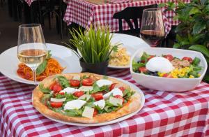 'Menú Toscana' a la carta en La Manga Club